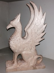 Griffin (winged Lion)